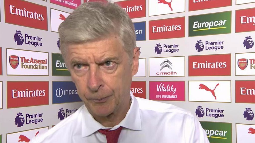 10485c58ecc Arsenal 3-4 Liverpool  Arsene Wenger admits Gunners lacked experience