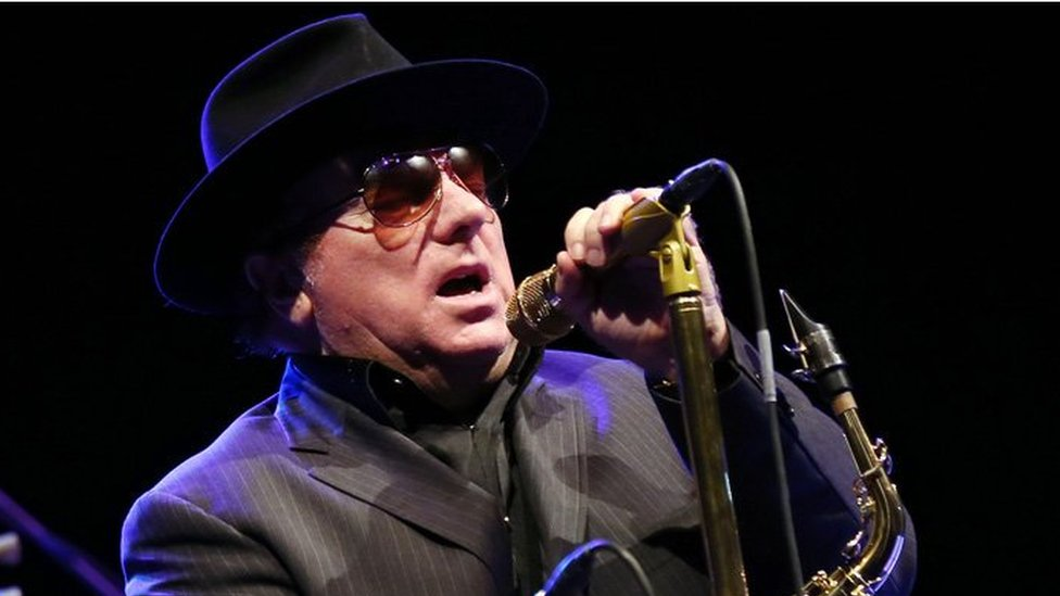 How Van Morrison's music helped me