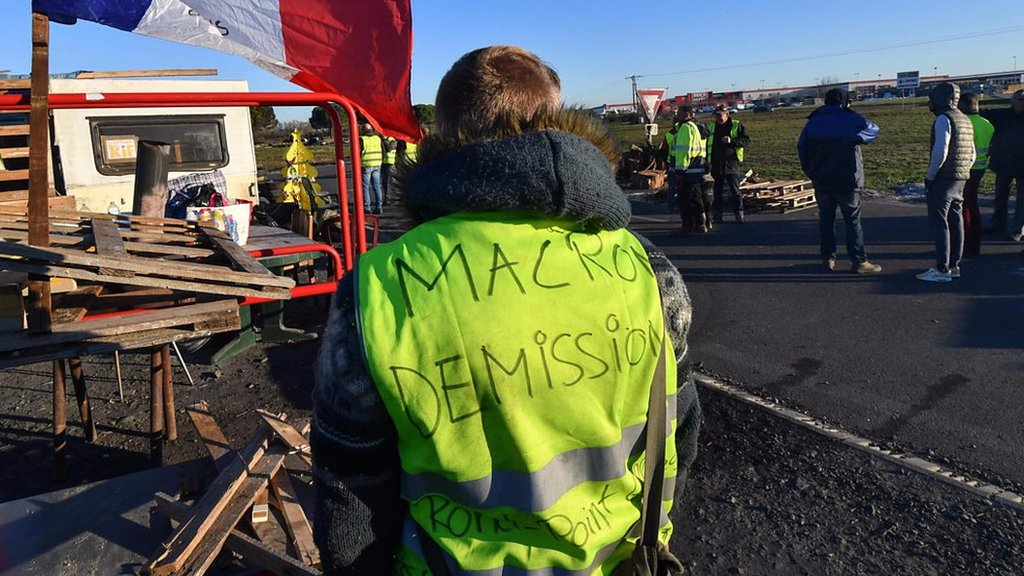 Yellow Vests: Is the symbol spreading across Europe?