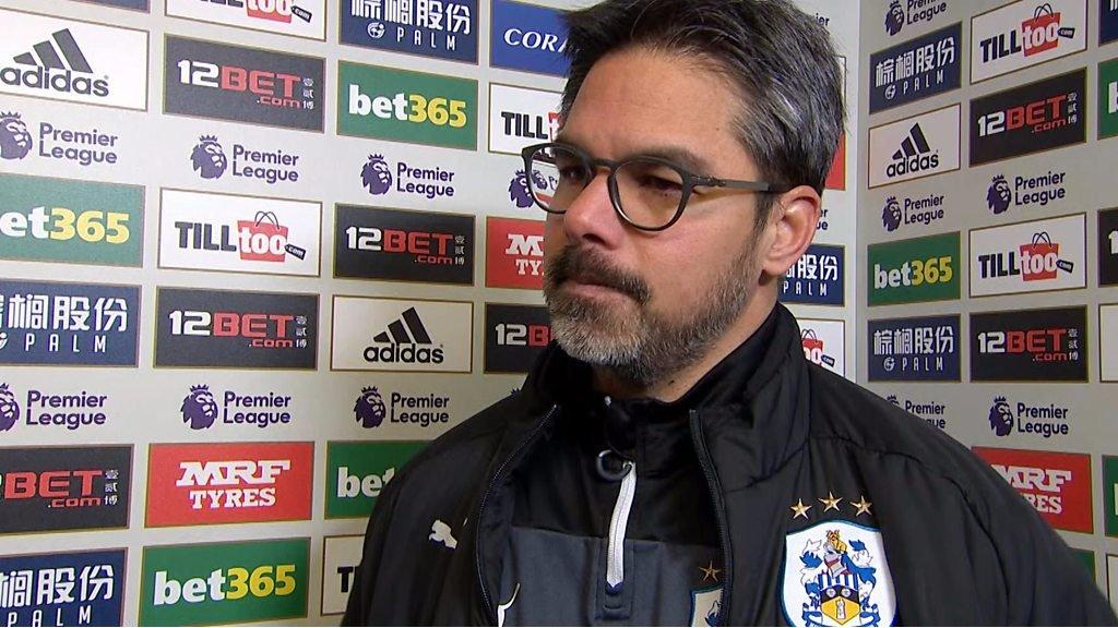 West Brom 1-2 Huddersfield: Result 'a proper belter' - David Wagner