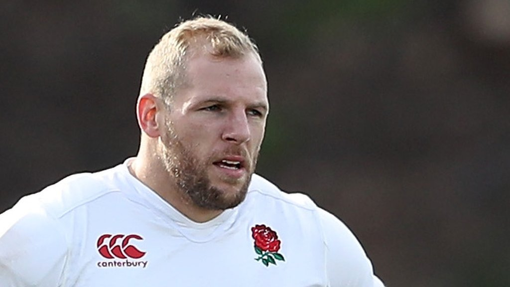 Six Nations 2017: England wait on James Haskell Jack Clifford check-ups