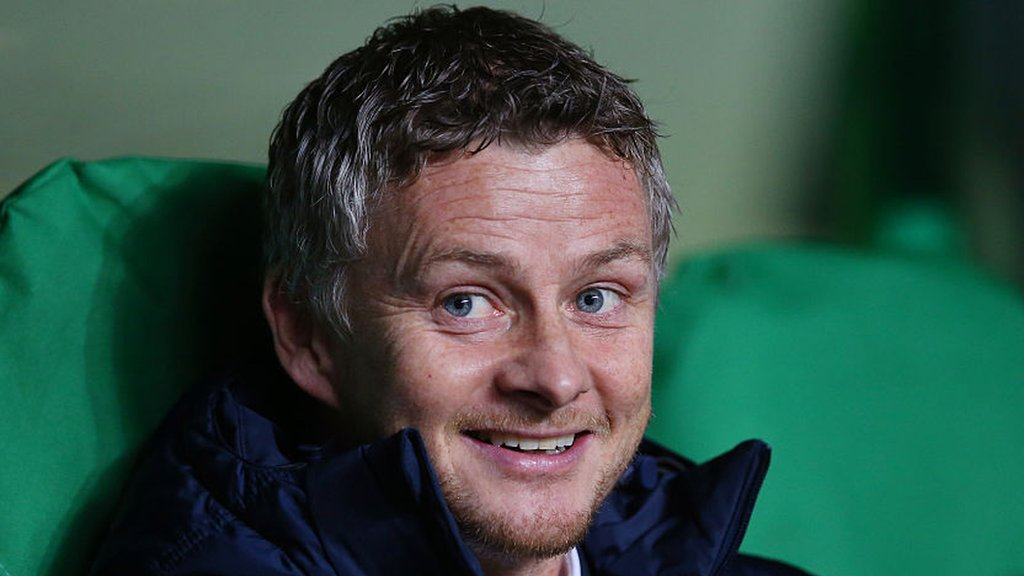 Ole Gunnar Solskjaer named Man Utd caretaker manager until end of season