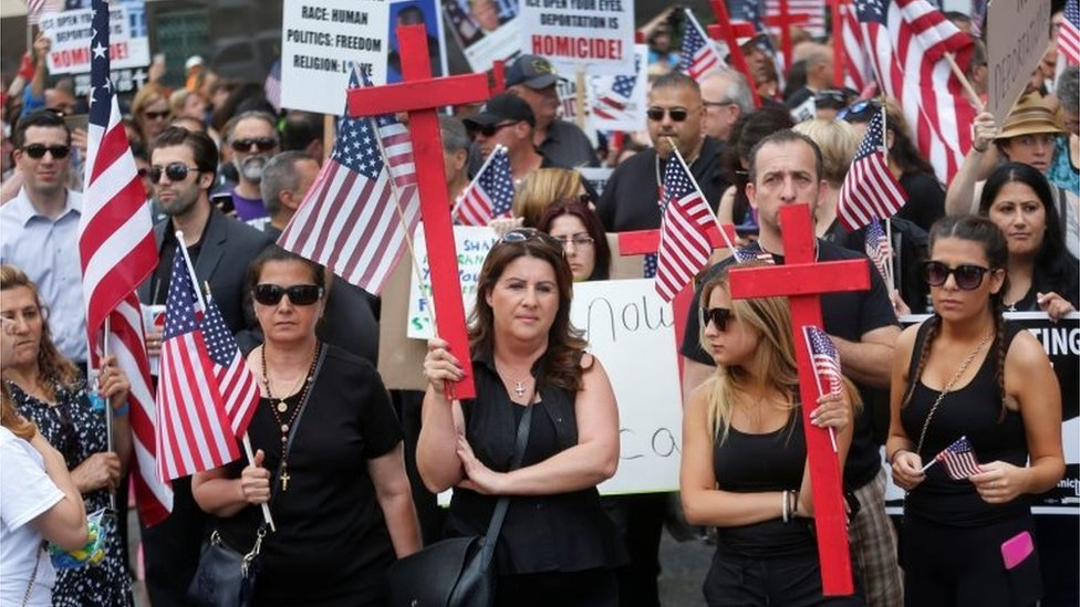 US deportations of Iraqis halted by Michigan judge
