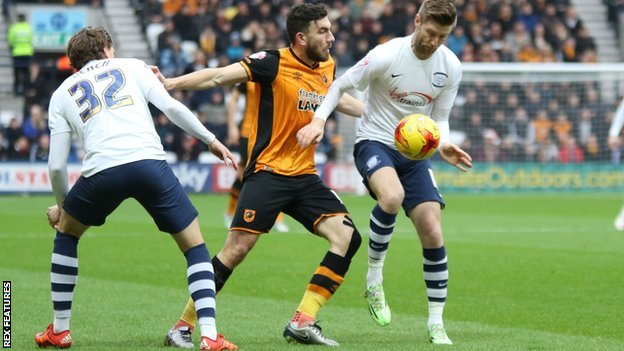 Preston v Hull City