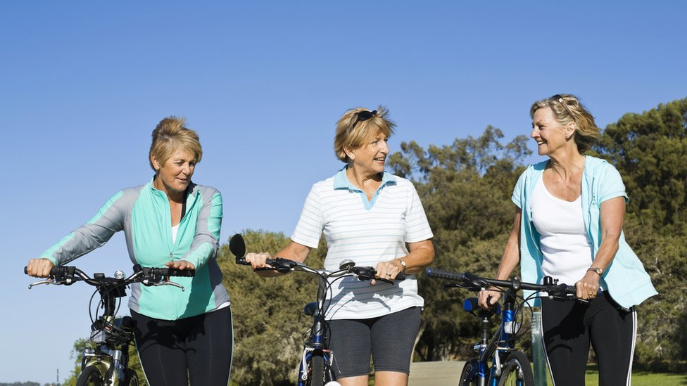 Later menopause 'may increase diabetes risk'