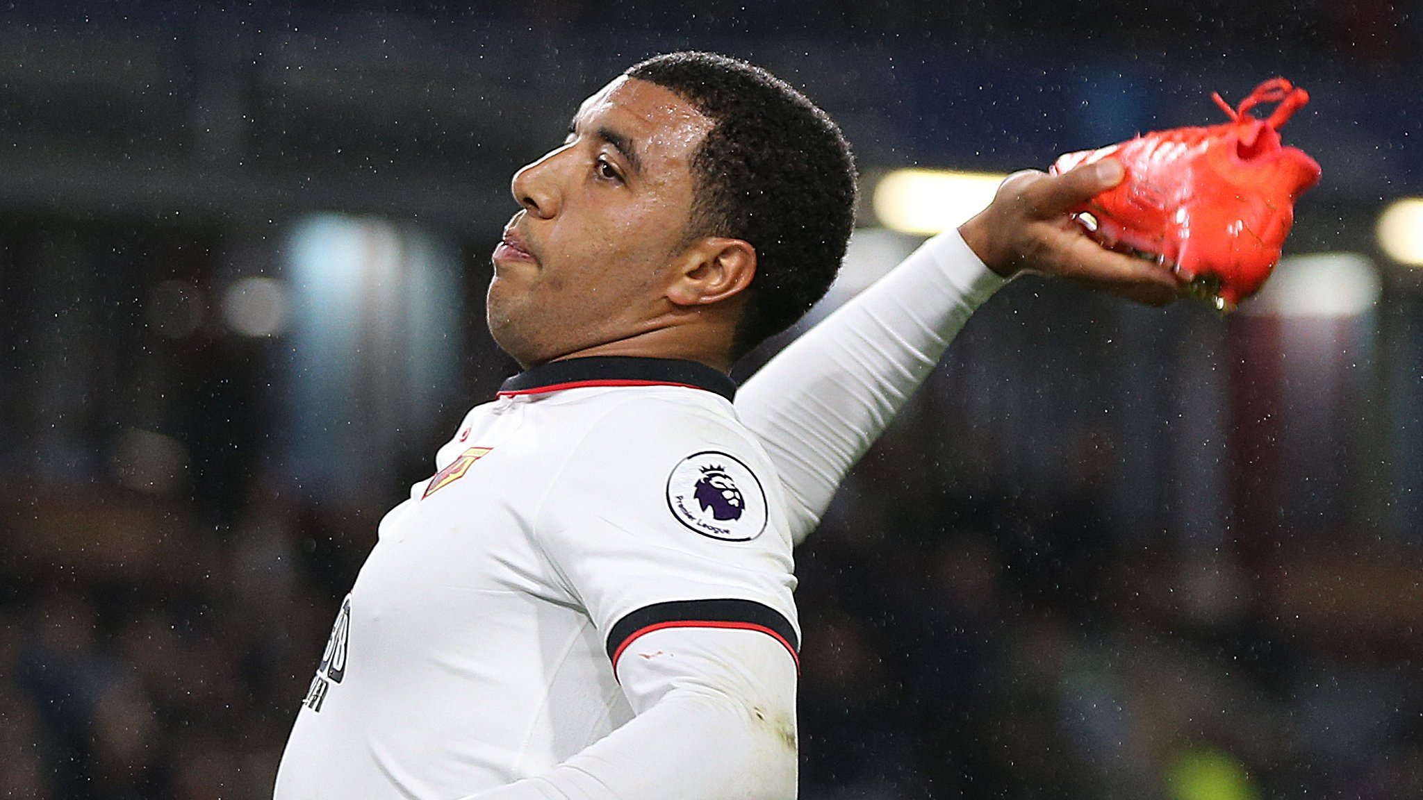 Troy Deeney: Watford players 'bullied' in Burnley defeat