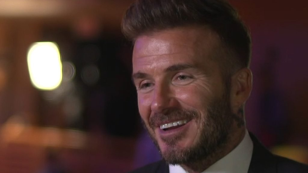 How does it feel for David Beckham to have an MLS team in Miami?