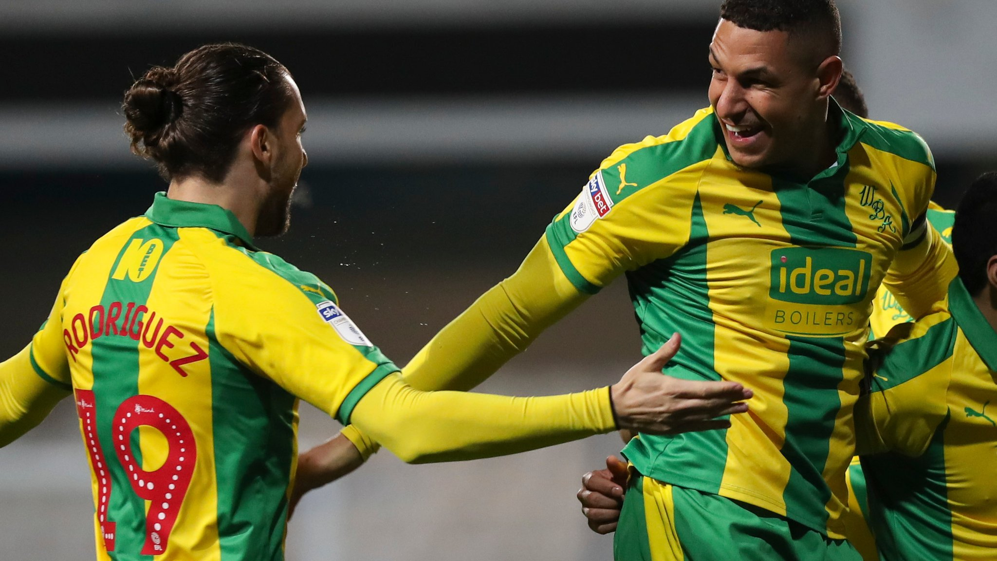 QPR 2-3 West Brom: Late Jake Livermore goal in Baggies win