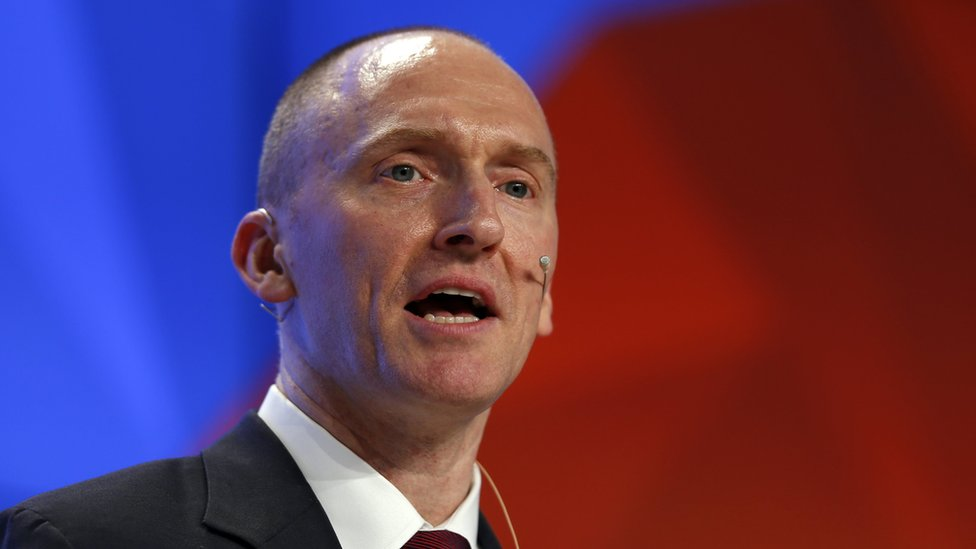 Carter Page denies FBI claims he was Russian agent