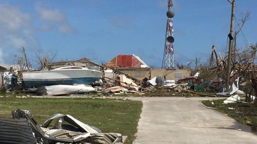 Hurricane Jose: 'Barely habitable' Barbuda residents flee