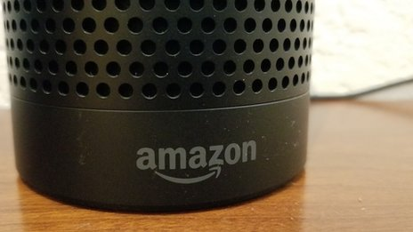 Amazon asked to share Echo data in US murder case | BBC