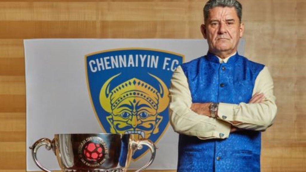 Former Villa boss Gregory wins Indian Super League