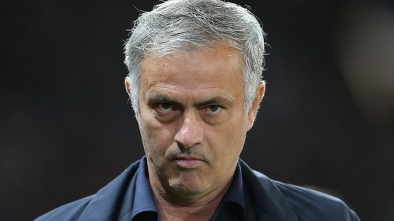 Five games without a win would not be good enough - Mourinho