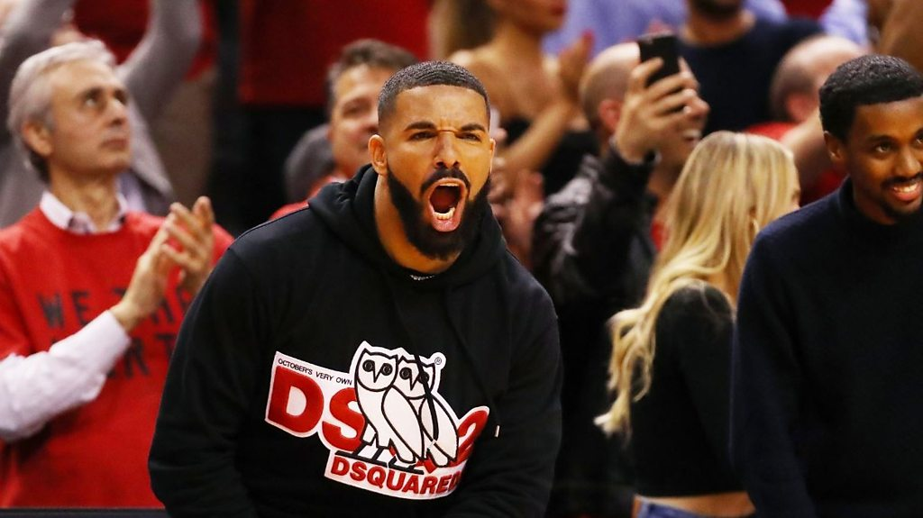NBA: Canadian rapper Drake trolls the Milwaukee Bucks as Toronto Raptors tie series