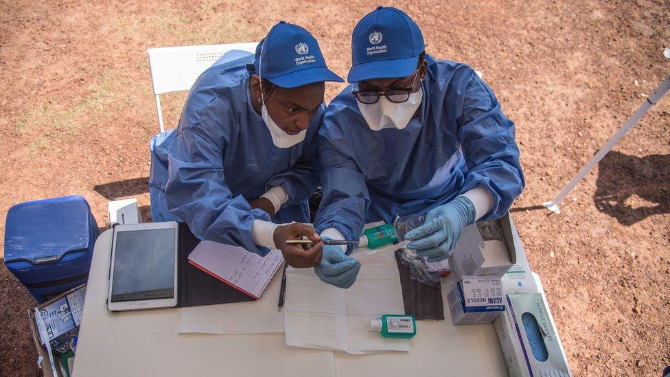 Reprise de la campagne anti-Ebola en RDC