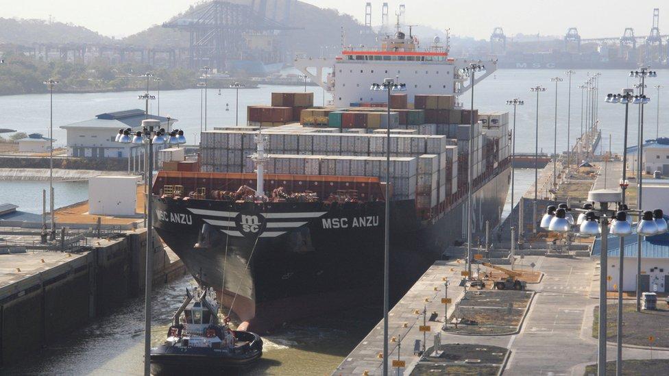 中國國企欲開發巴拿馬運河周邊土地