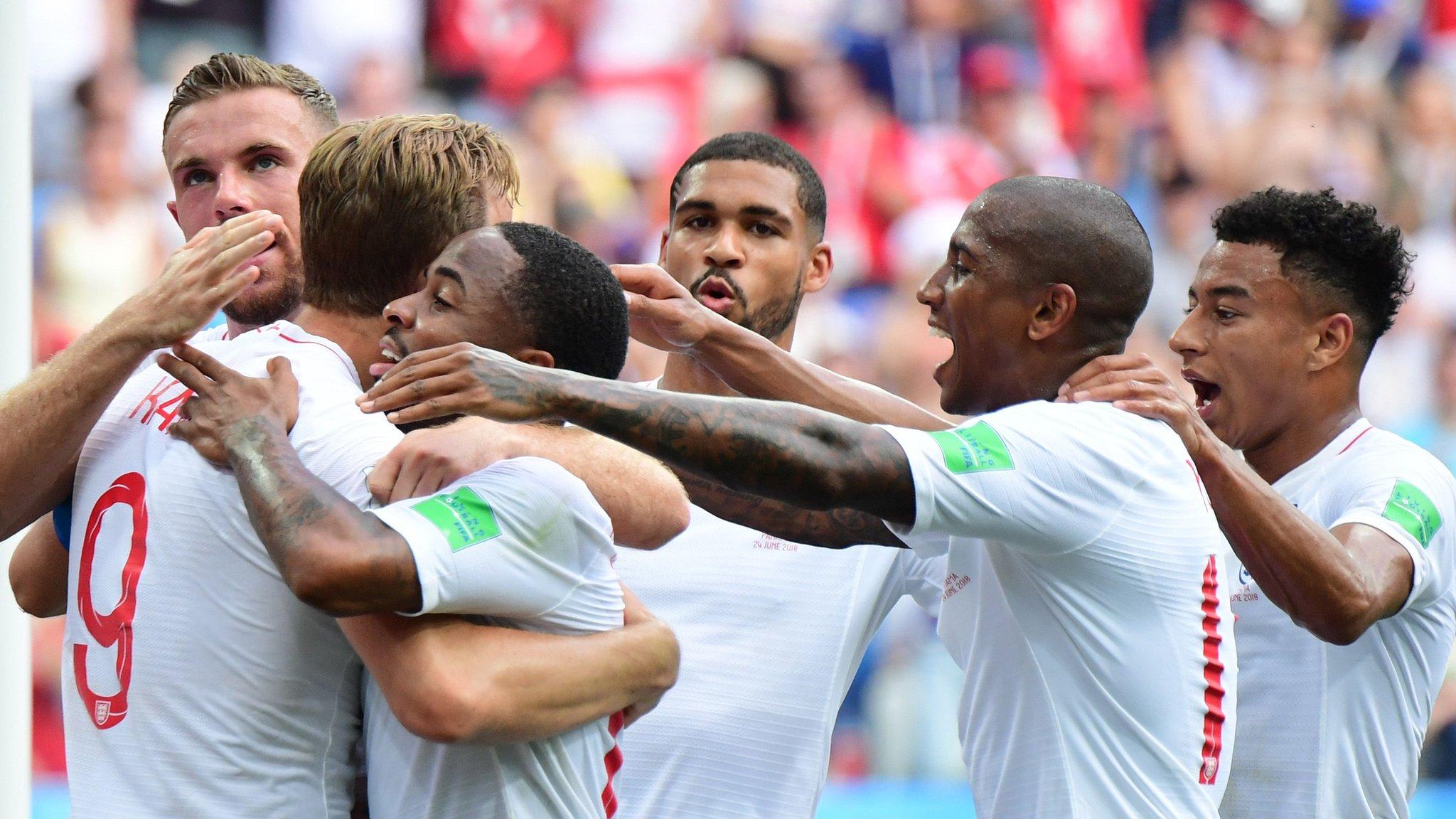 England-Panama draws 82.9% peak TV audience share