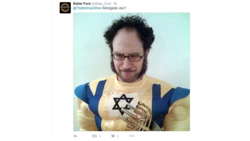 Renegade Jew