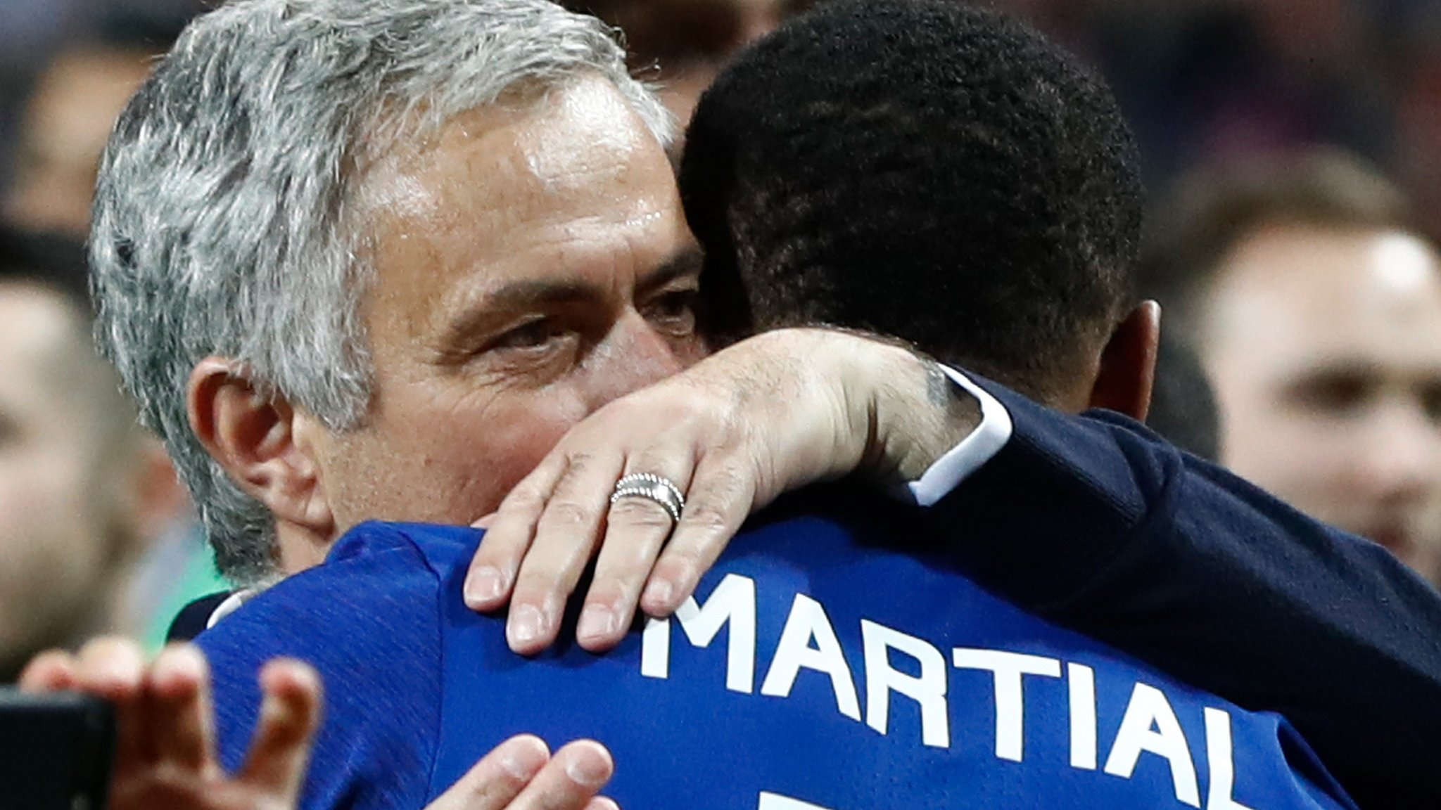 Anthony Martial: Man Utd boss Jose Mourinho wants forward to be more consistent