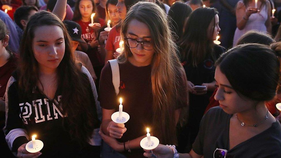 Florida survivors on gun laws: 'Something has to change'