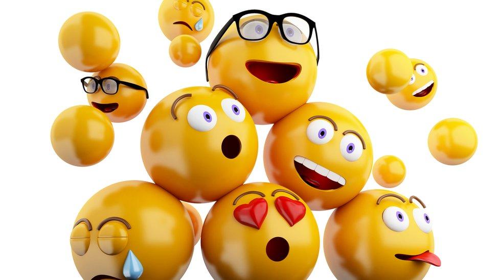 Una de las fortalezas de sus emojis son su versatilidad.