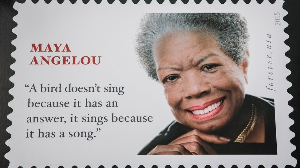 Let's save Maya Angelou from fake quotes