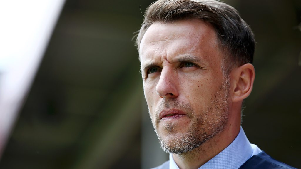 England 2-0 Denmark: Phil Neville admits he was 'bored' in first half