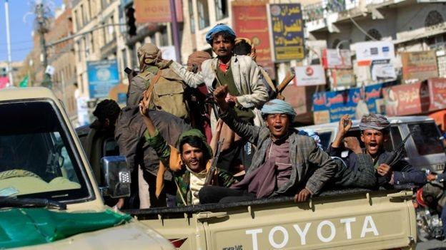 وقعات بأن تقوى شوكة الحوثيين في مواجهة السعودية بعد مقتل صالح