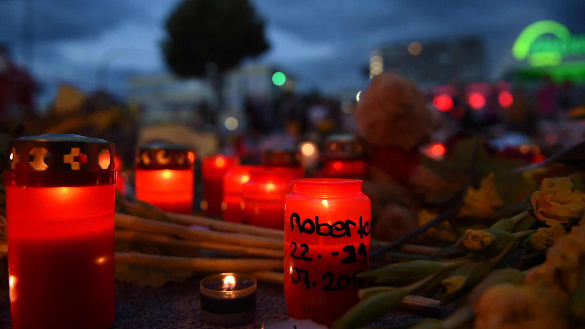 Munich shootings: Police arrest 16-year-old Afghan