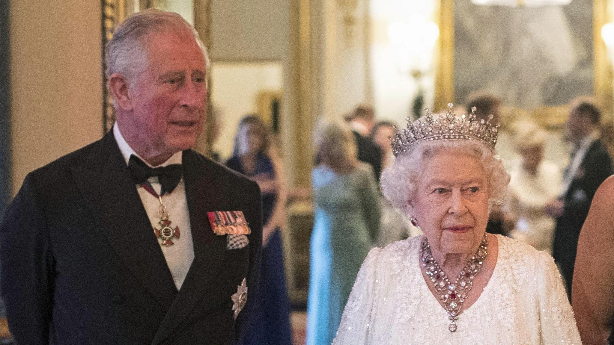 Commonwealth meeting: Leaders discuss who will succeed Queen as head
