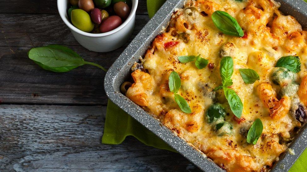Los macarrones con queso no siempre tuvieron este aspecto. (Foto: Sarsmis)