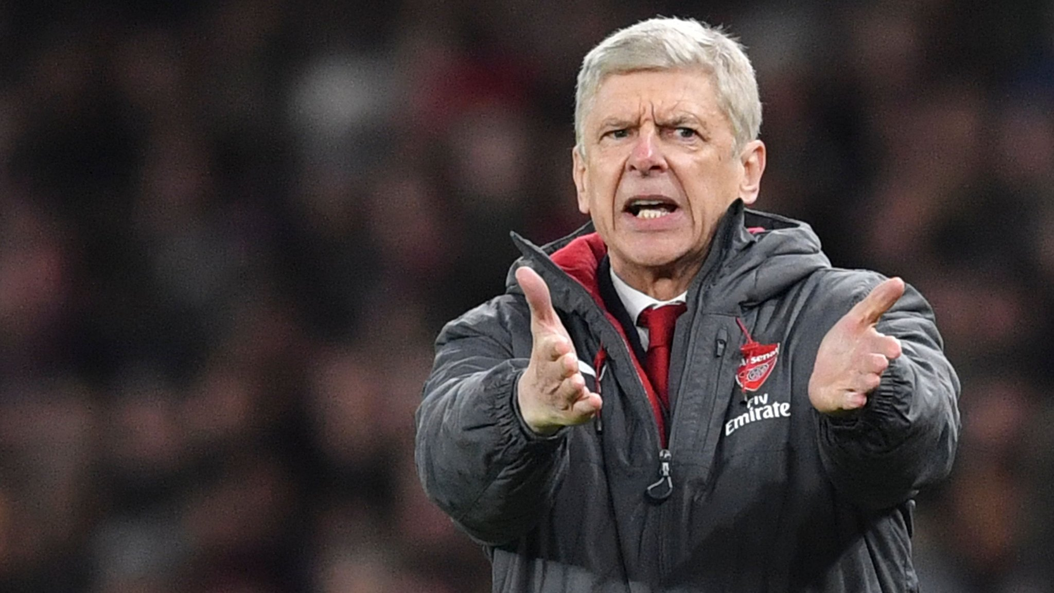 English players may be 'masters' of diving - Wenger