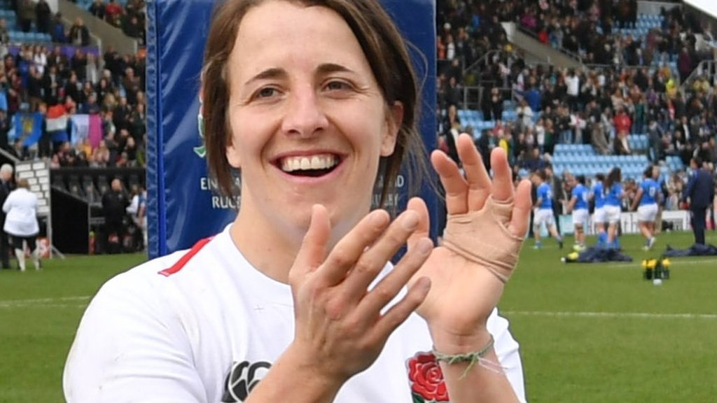 Women's Six Nations: Katy Daley-Mclean on the rapid rise of English women's rugby