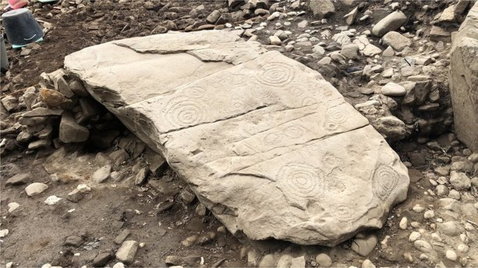 Brú na Bóinne: Megalithic tomb discovered in Meath