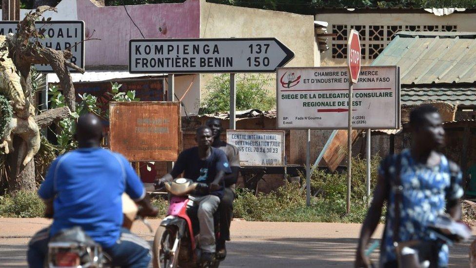 Quatre morts dans l'attaque d'une église au Burkina Faso