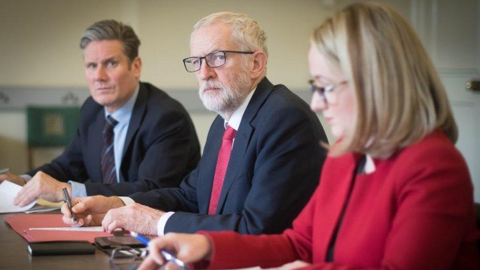 Brexit talks: Will Labour push a public vote option?