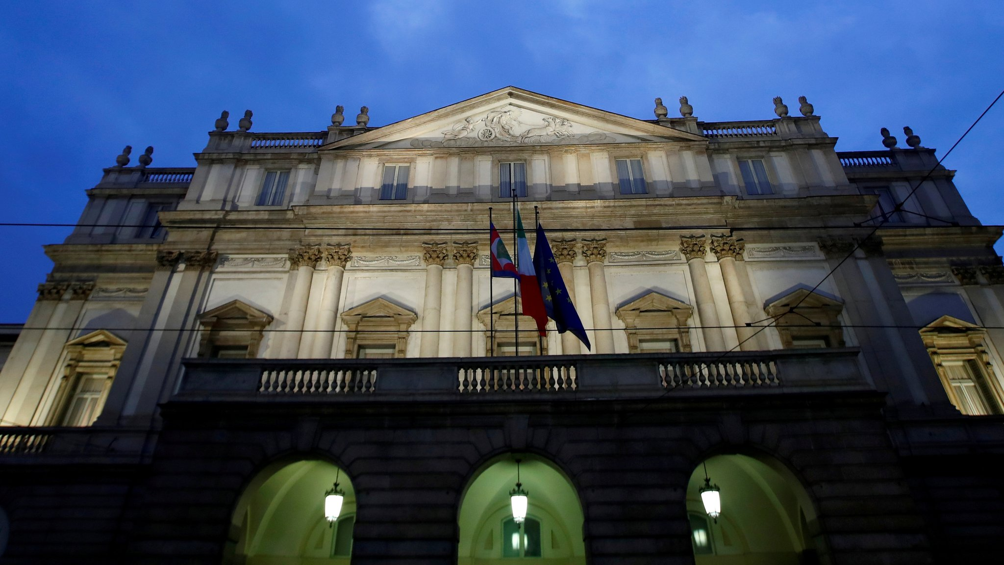 Italy's La Scala opera house to return Saudi millions