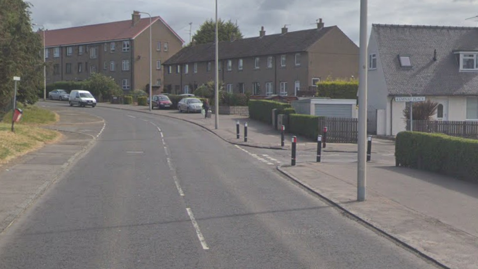 Three-year-old girl injured in Dundee hit-and-run incident