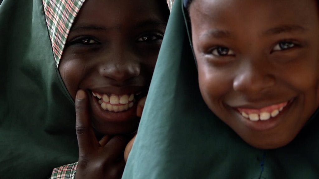 Zannah Mustapha founded a school that teaches Boko Haram children