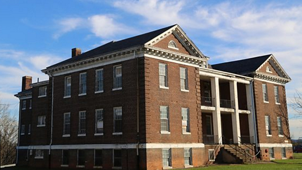 The Central Virginia Training Center