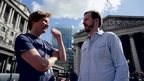 Transferwise's co-founders