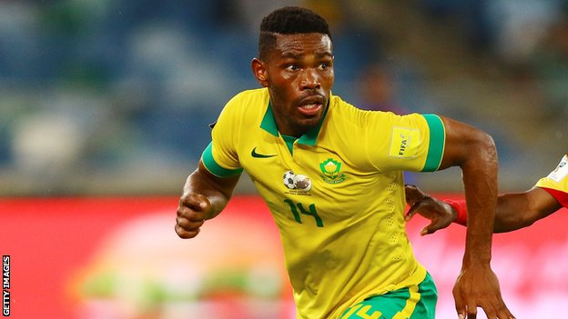 Africa Cup of Nations: Big wins for South Africa and Uganda