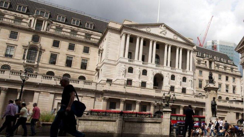 İngiltere Merkez Bankası personeli greve gidiyor