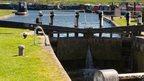 Leighton Buzzard lock