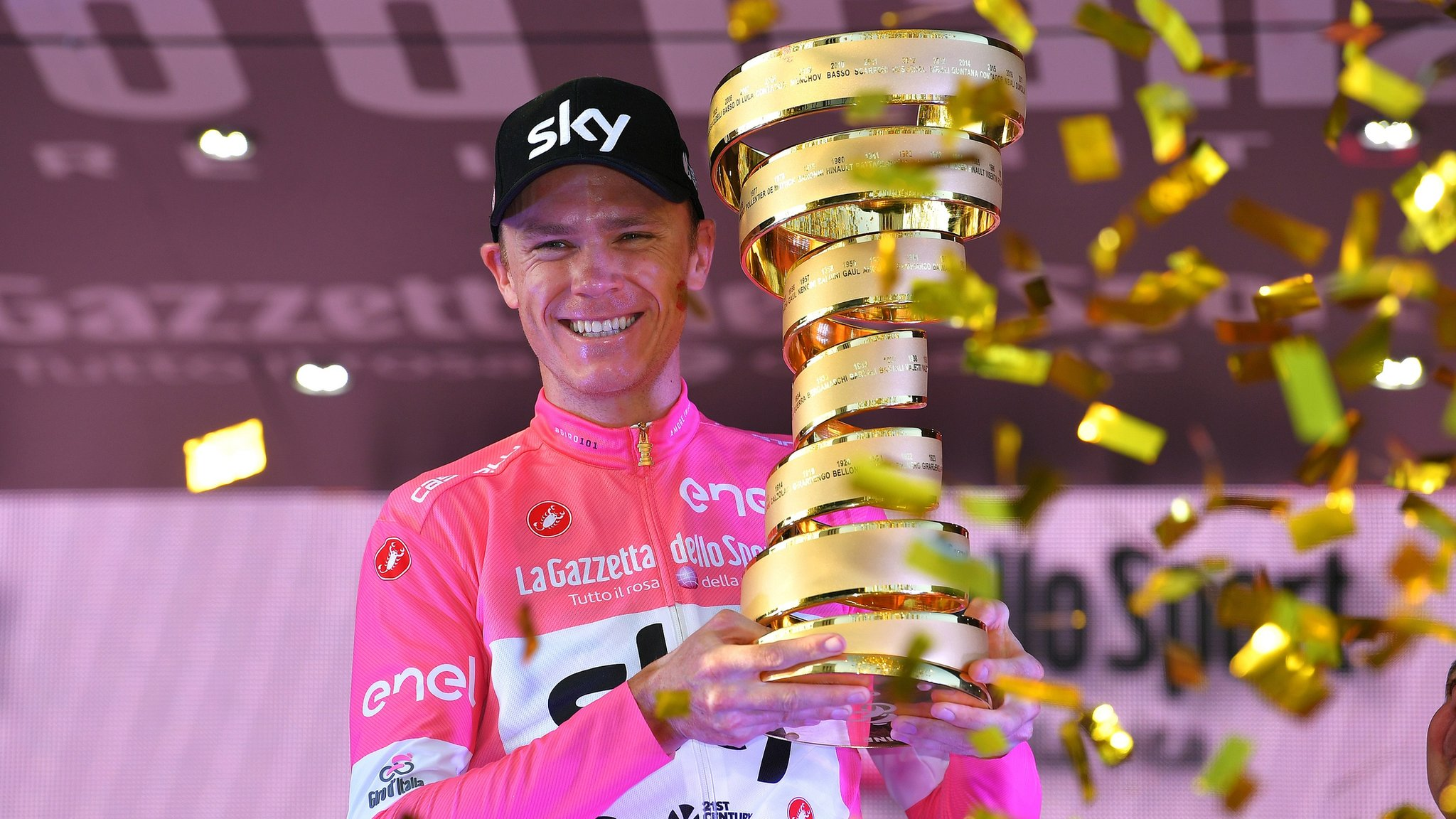 Froome to skip Giro defence to focus on Tour