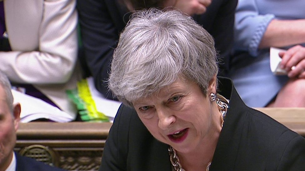 PMQs: Corbyn and May on Brexit, Churchill and Hatton