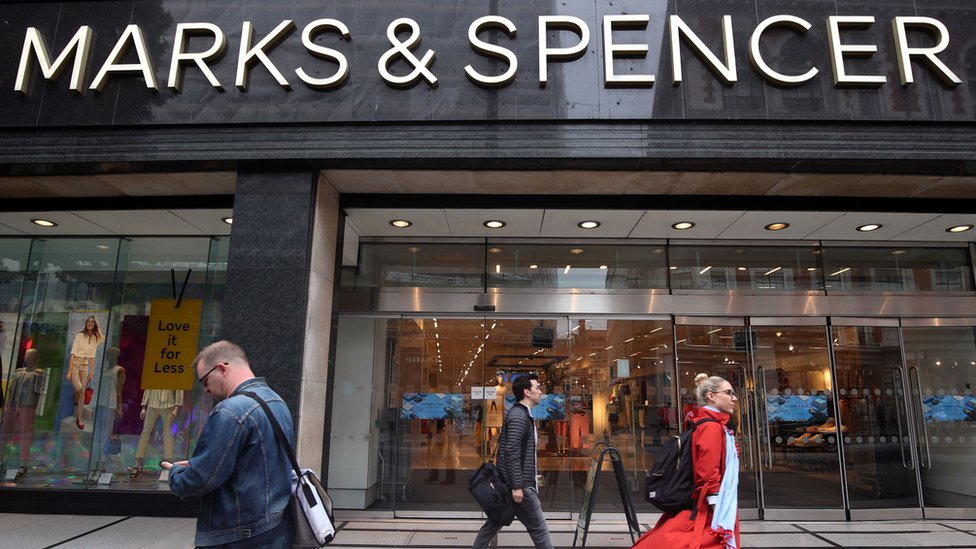 M&S names next 17 stores it wants to close