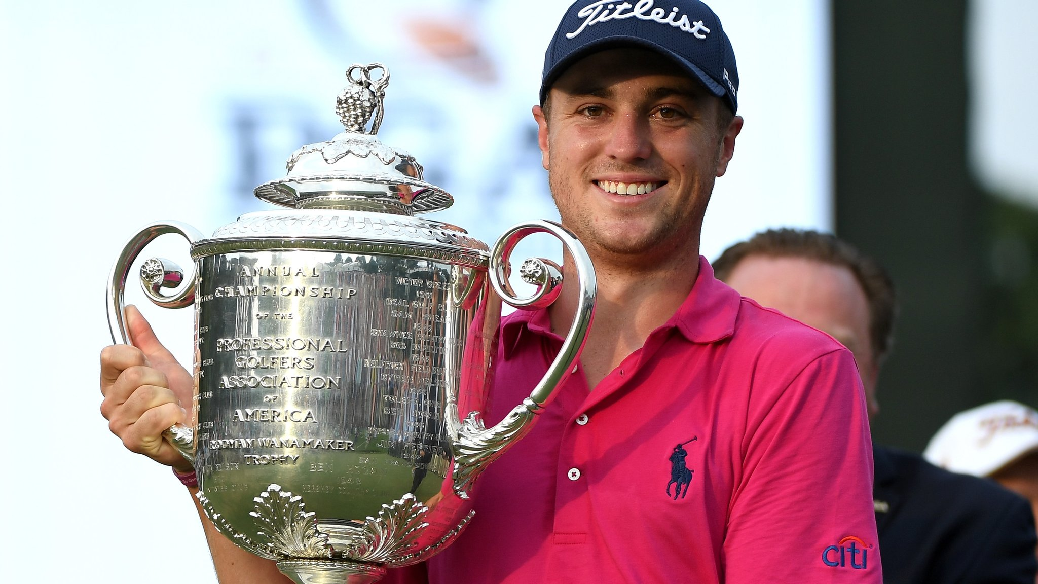 Thomas wins maiden major at US PGA - video & report