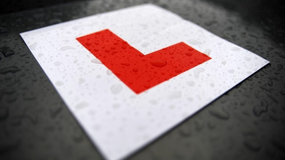 Learner drivers caught using test stand-ins