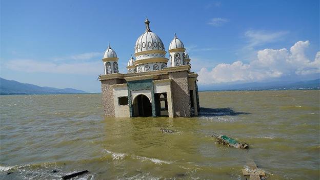 'Surprise' Palu tsunami clue found on seafloor